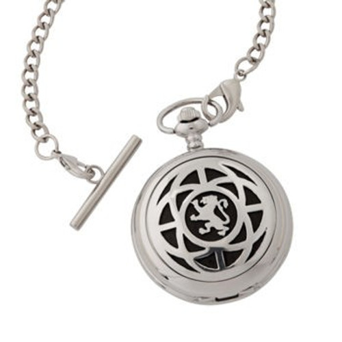 Saltire / Lion Rampant Mechanical Pocket Watch