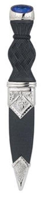 Masonic Pewter Sgian Dubh