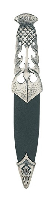 "Pewter Sgian Dubh ""Ryan"" - Polished Finish"