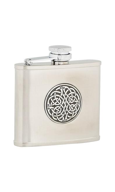 Celtic 4 ounce Flask