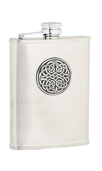 Celtic 6 ounce Flask