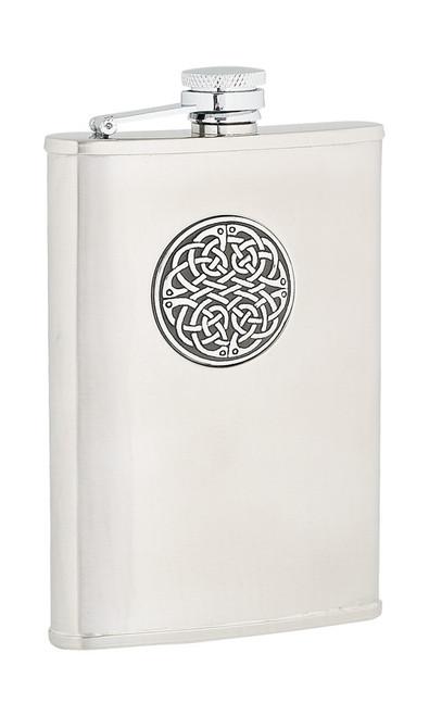 Celtic 8 ounce Flask