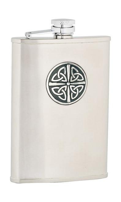 Celtic Flask 8 ounce