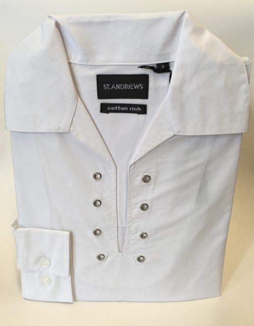 Jacobean Shirt - White