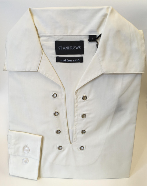 Jacobean Shirt - Cream
