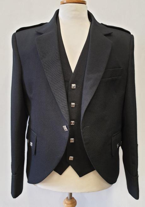 Argyll + 5 Button Waistcoat