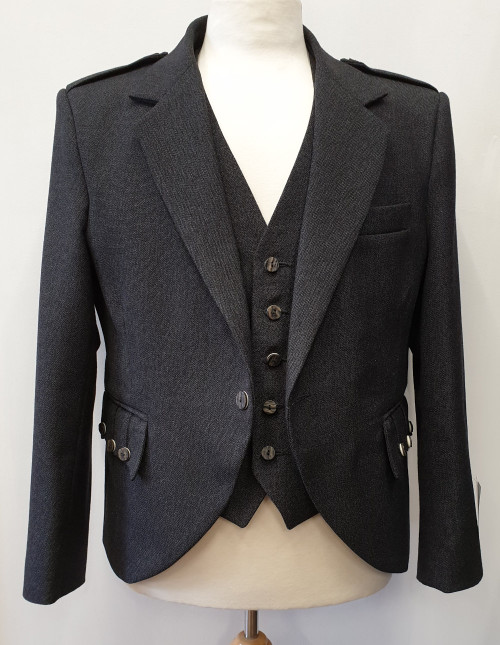 Jacket with 5 Button Waistcoat