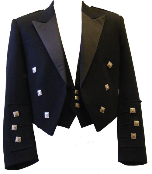 Jacket with 3 Button Waistcoat