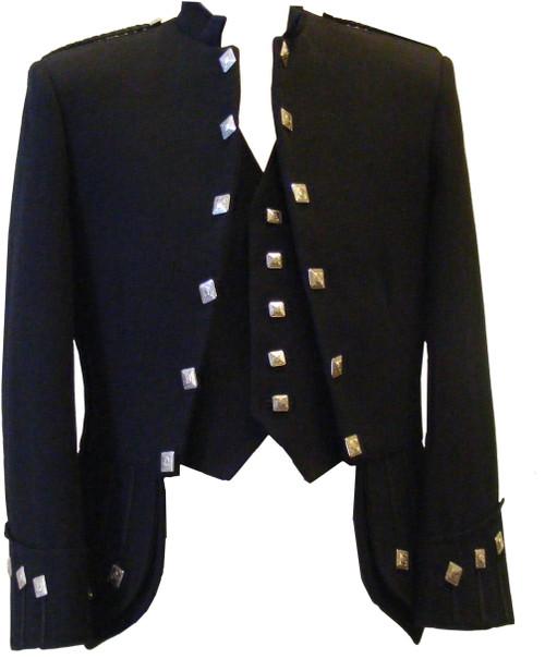 Jacket With Waistcoat