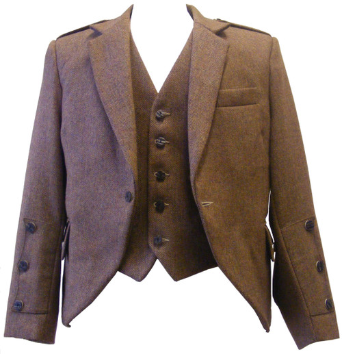 Jacket and Waist Coat