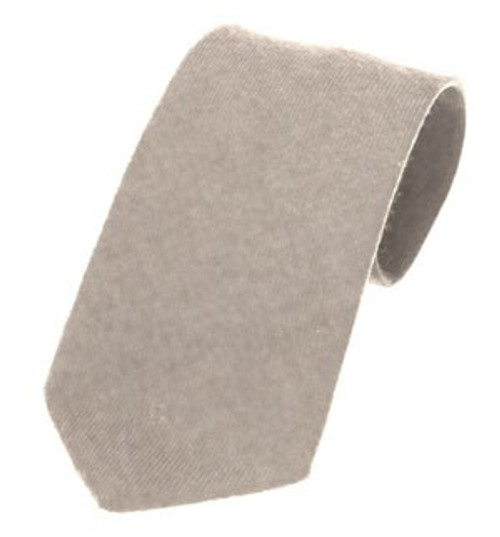 Callanish Pure Wool Tie - Heather Stone