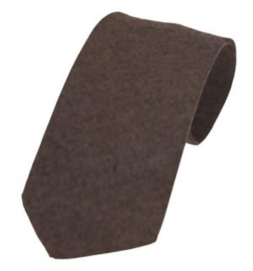 Callanish Pure Wool Tie - Bracken