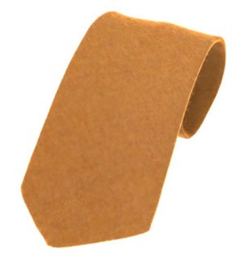 Callanish Pure Wool Tie - Gold