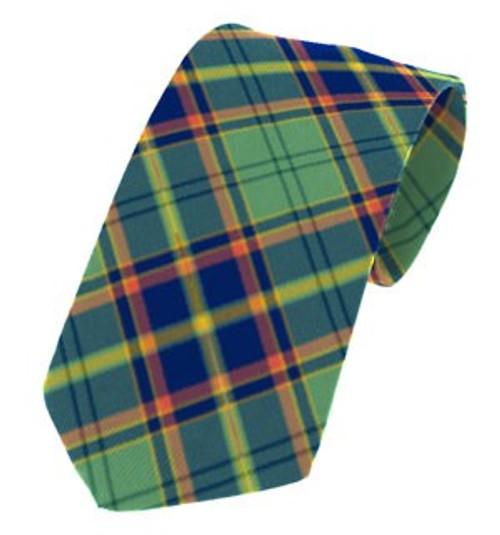 County Antrim Tartan Tie
