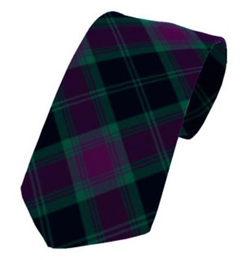 County Carlow Tartan Tie