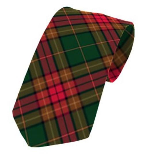 County Cavan Tartan Tie