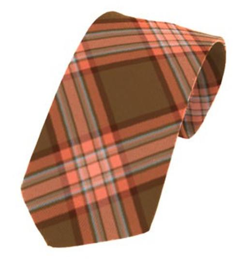 County Down Tartan Tie