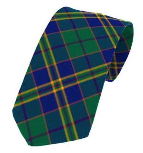 County Kilkenny Tartan Tie