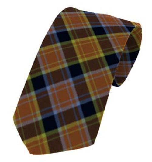 County Laois Tartan Tie