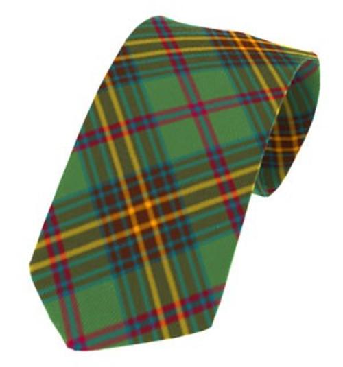 County Limerick Tartan Tie