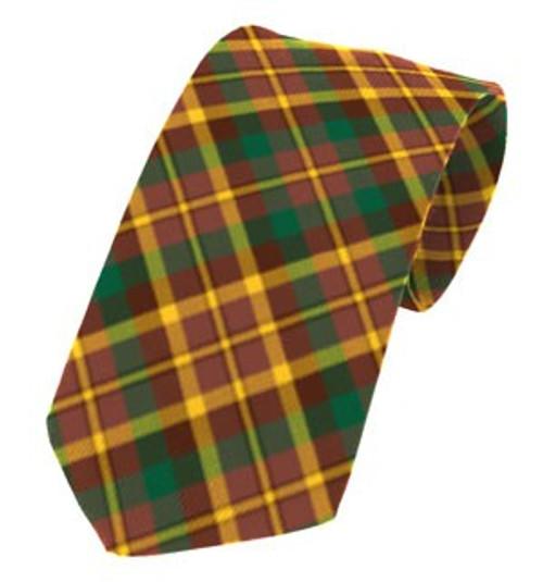 County Monaghan Tartan Tie