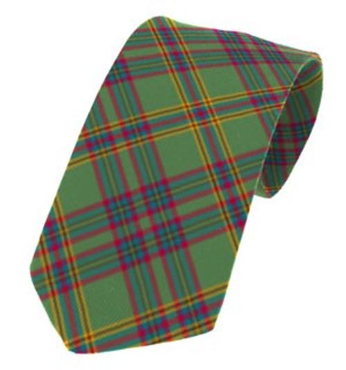 County Westmeath Tartan Tie