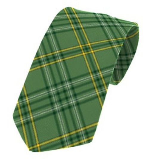 County Wexford Tartan Tie