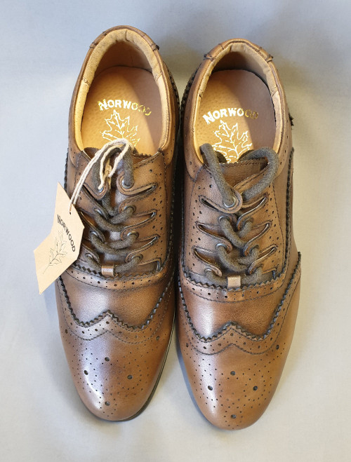 Norwood brogue