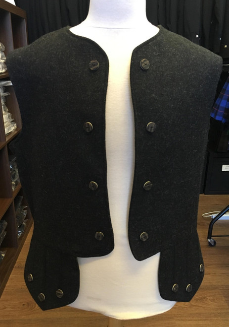 Chieftain Jacobean Waistcoat - Tweed