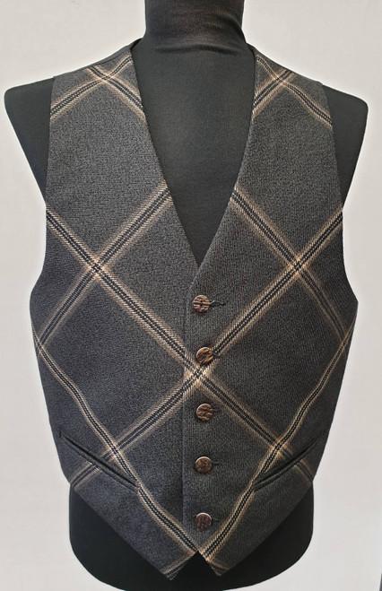 Eternity Tartan Waistcoat - Brand New