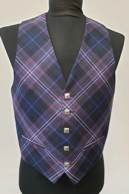 Modern Scotland Forever Waistcoat - Brand New
