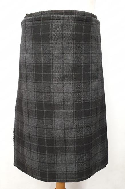 Ex-Hire Grey Highlander Kilt