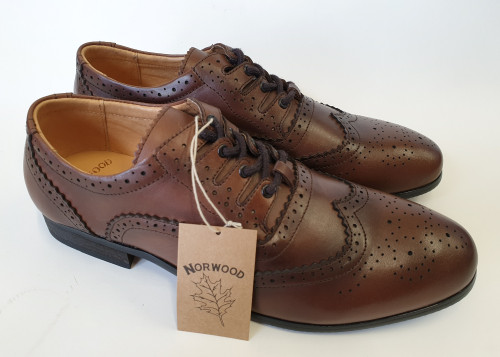 Norwood ghillie brogue
