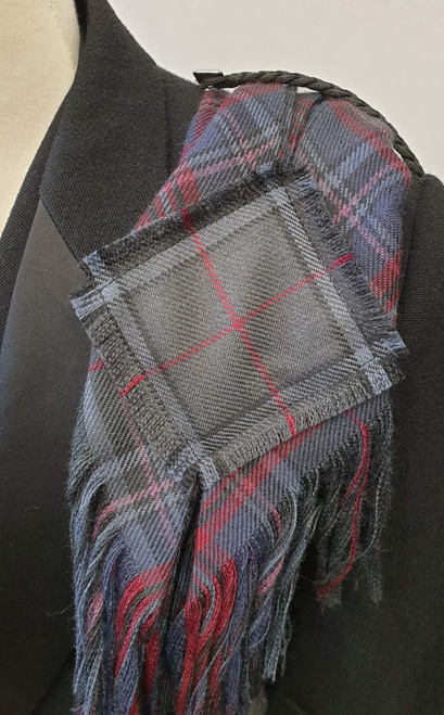 Grey Stewart Fly Plaid