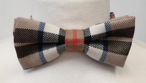Camel Thomson bow tie