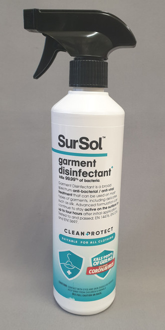Sursol 500ml garment disinfectant