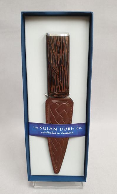 Arisaig Black Palm Sgian Dubh