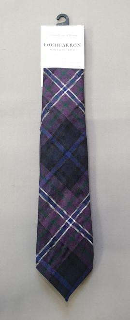 Modern Scotland Forever tartan tie
