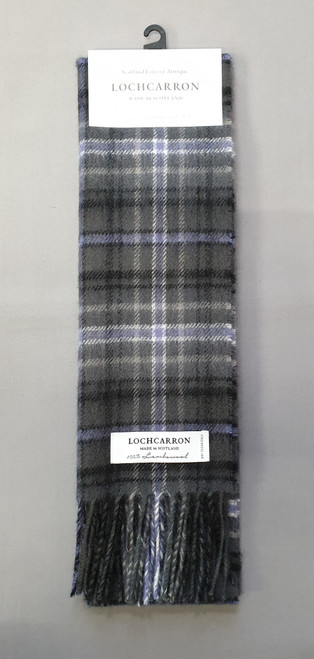 Tartan lambswool scarf - Antique Scotland Forever