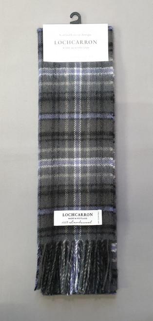 Tartan lambswool scarf - Antique Scotland Forever
