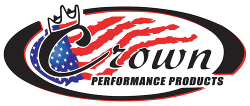 Die Cut Crown Performance Products Sticker