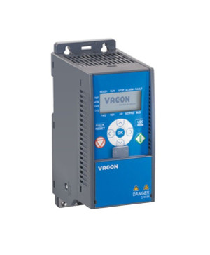 0.75KW - VACON 20 VACON0020-1L- 0004-2  - IP20