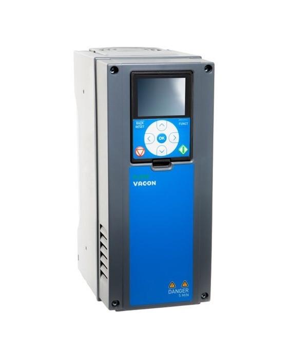 1.1KW - VACON 100 VACON0100-3L- 0007-2-FLOW  - IP21