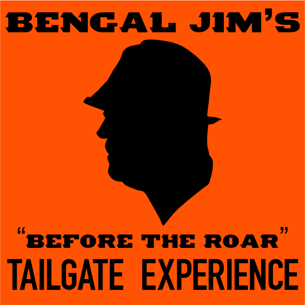 Bengal Jim's Tailgate Experience