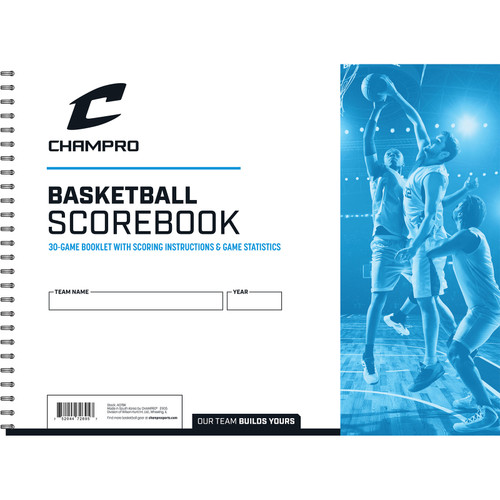 Champro Basketball Score Book