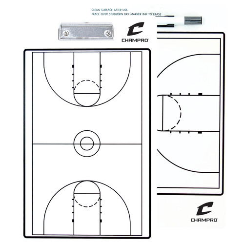 "Champro 10""X16"" Basketball Coach's Board"