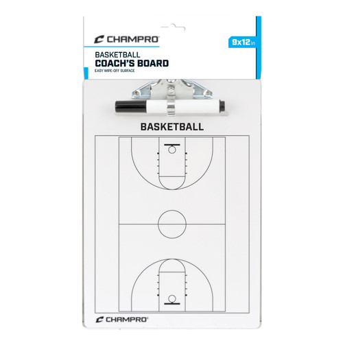 "Champro 9""X12"" Basketball Coach's Board"
