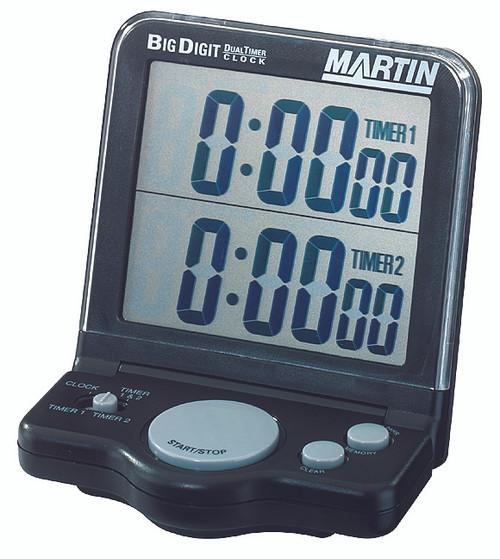 Martin Sports Dual Timer Clock