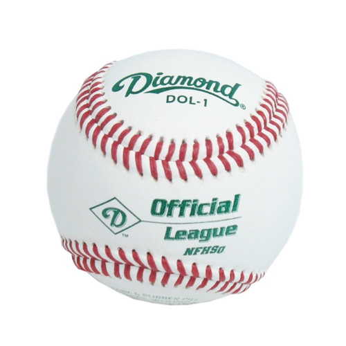 Diamond DOL-1 Official League Baseballs (Dozen)
