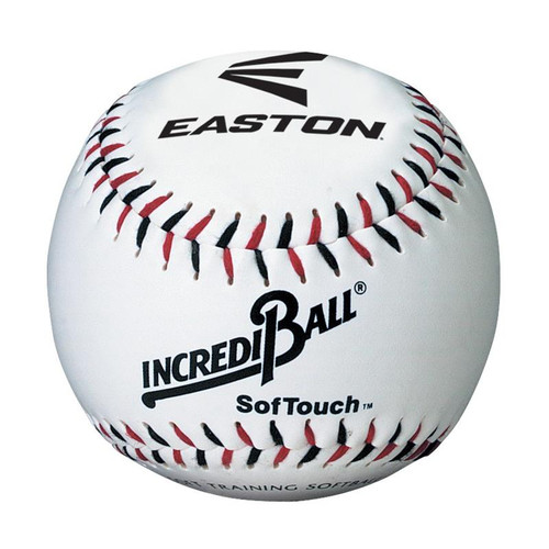 Easton SofTouch IncrediBall Training Baseball (Dozen)